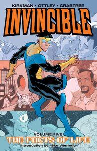 Invincible v5 cover