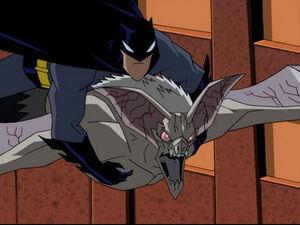 Man-Bat (The Batman) 05