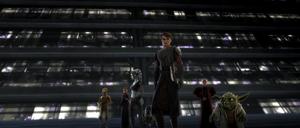 Palpatine Jedi senators
