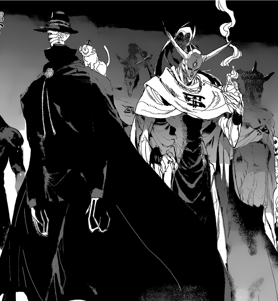 Demons (The Promised Neverland)