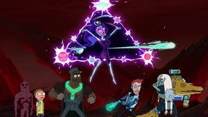 S3e4 supernova attack