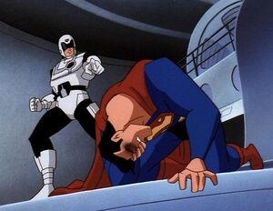 Sergeant Corey Mill vs. Superman