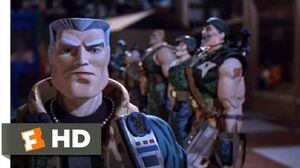 Small Soldiers (2 10) Movie CLIP - Activating the Troops (1998) HD