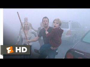 The Mist (8-9) Movie CLIP - Making the Escape (2007) HD