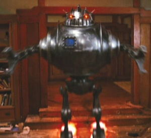 Zathura Robot