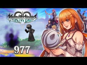 -NA- -68 - Kingdom Hearts Union χ-Cross- - The World's End - Quest 977