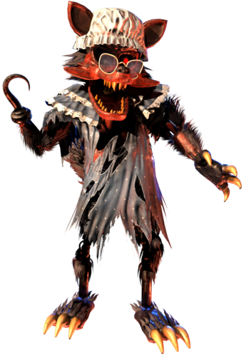 Big Bad Foxy (disguised)