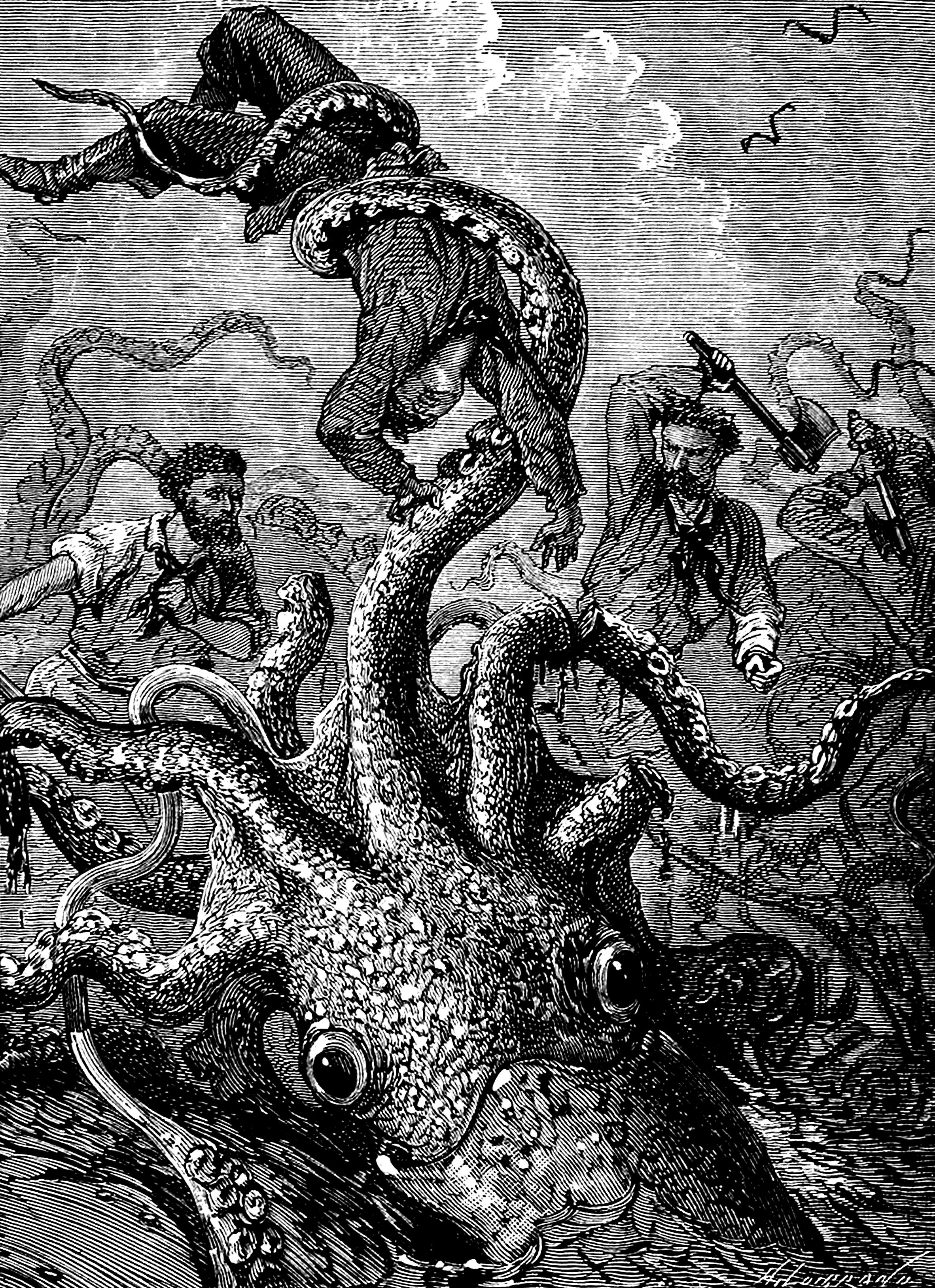 Kraken (mythology)