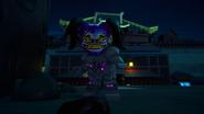 Oni Mask Ultra Violet