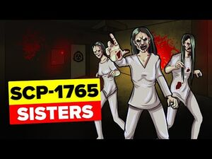 SCP-1765 - Sisters (SCP Animation)