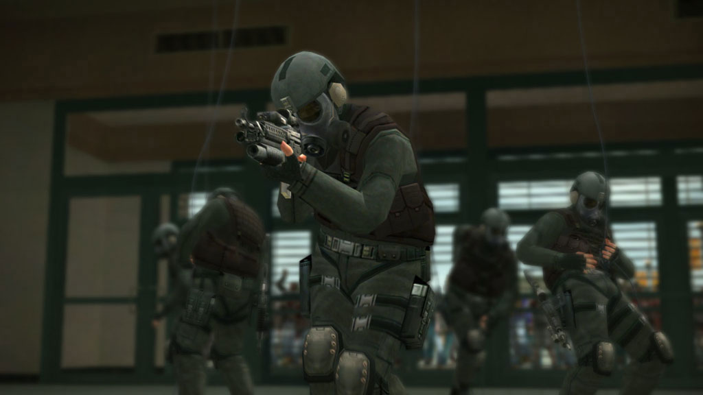 Special Forces (Dead Rising)