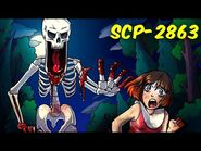The Starving Skeletons SCP-2863 - Gashadokuro (SCP Animation)