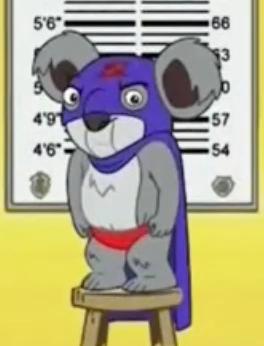 Zippy the Koala