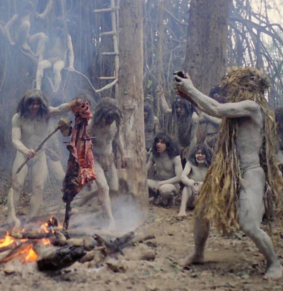 Ya̧nomamö Tribe