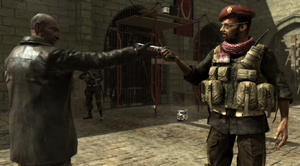 Desert Eagle Gift The Coup CoD4