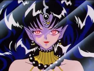 Evil Queen Nehelenia