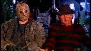Freddy vs Jason - 'Starz on the Set' (2003)