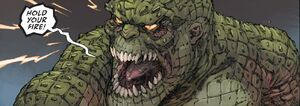 Killer Croc Prime Earth 0080