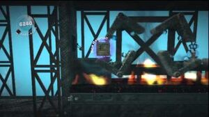 LittleBIGPlanet (720p HD) Walkthrough Part 81 - The Collector's Lair - Initial & Aced