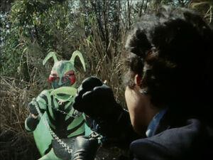 Mantis Man 3