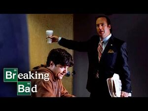 Saul Goodman's First Appearance - Better Call Saul - Breaking Bad
