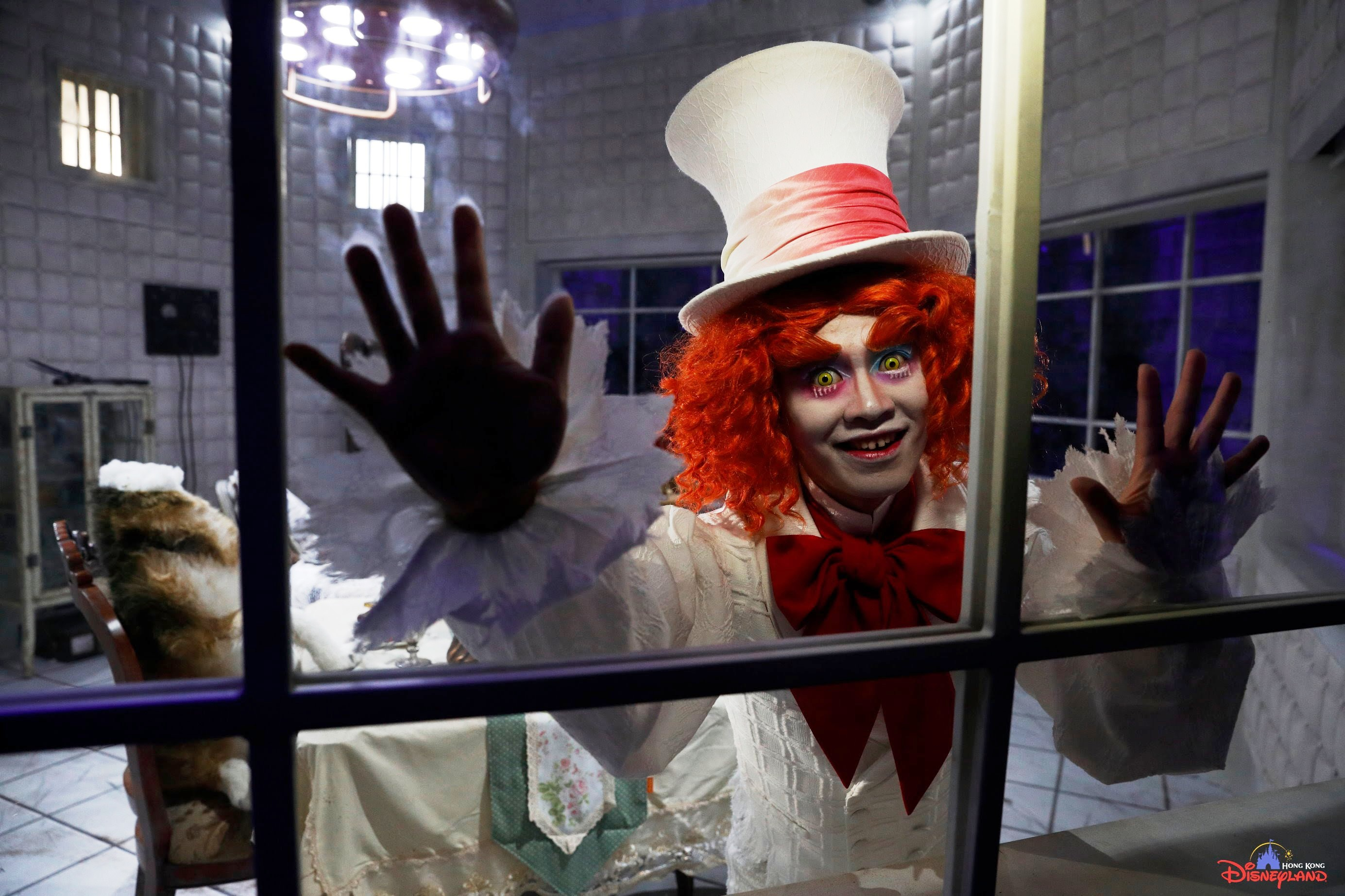 Mad Hatter (The Nightmare Experiment)