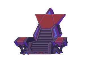 The Repliforce Throne