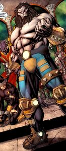 Blastaar from Steven Rogers Super Soldier Annual Vol 1 1