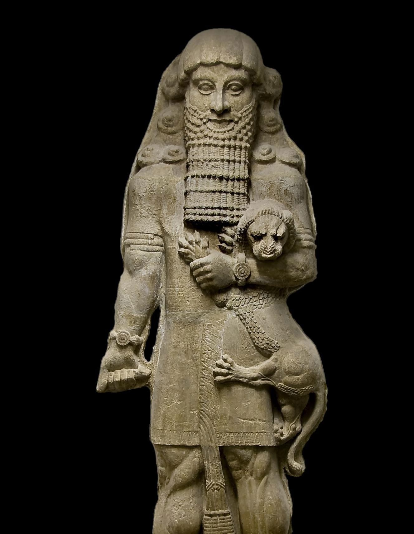 Gilgamesh (Epic of Gilgamesh)