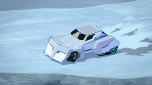 Polarclaw Vehicle Mode