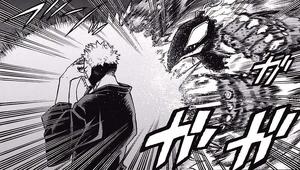 Rappa attacks Tengai