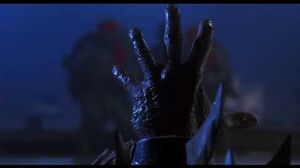 Super Shredder Scene Teenage Mutant Ninja Turtles II The Secret of the Ooze