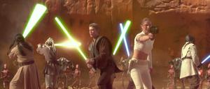 Anakin Skywalker arena battle