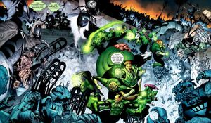 Black Lantern Corps 007