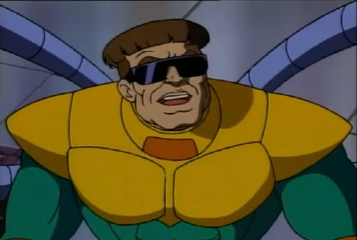 Doctor Octopus (Spiderman The Animated Series)
