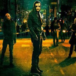 The Bikers (The Purge: Anarchy)