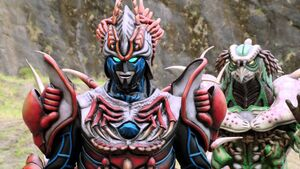 Vrak and Psychotick