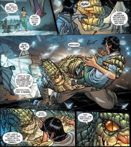 Killer Croc Prime Earth 0011