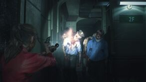RE2 TGS 2018 Screenshot 10