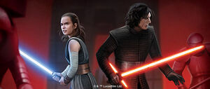 Rey and Kylo SoH