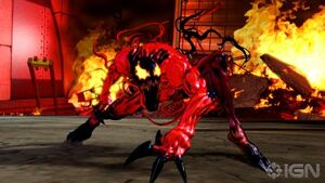 Ultimate Carnage Shattered