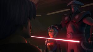 2X04-Sabine threatened by Fifth Brother
