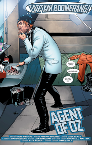 Agent Boomrang