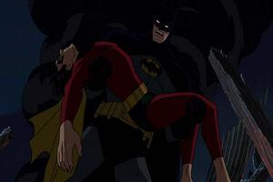 Batman too late