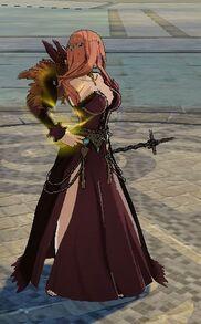 Cornelia's in-battle sprite 3