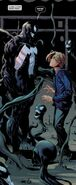 Edward Brock (Earth-616 ) ,Dylan Brock (Earth-616) and Venom (Klyntar) (Earth-616) from King in Black Vol 1 5 001