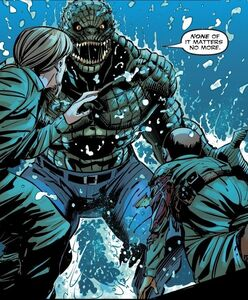 Killer Croc Prime Earth 0061