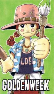 Marianne Manga Color Scheme