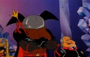The Duke of Zill & Grumper