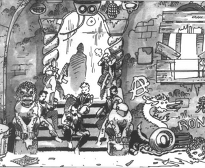 Triads (Mutant Chronicles, Mishima Sourcebook)